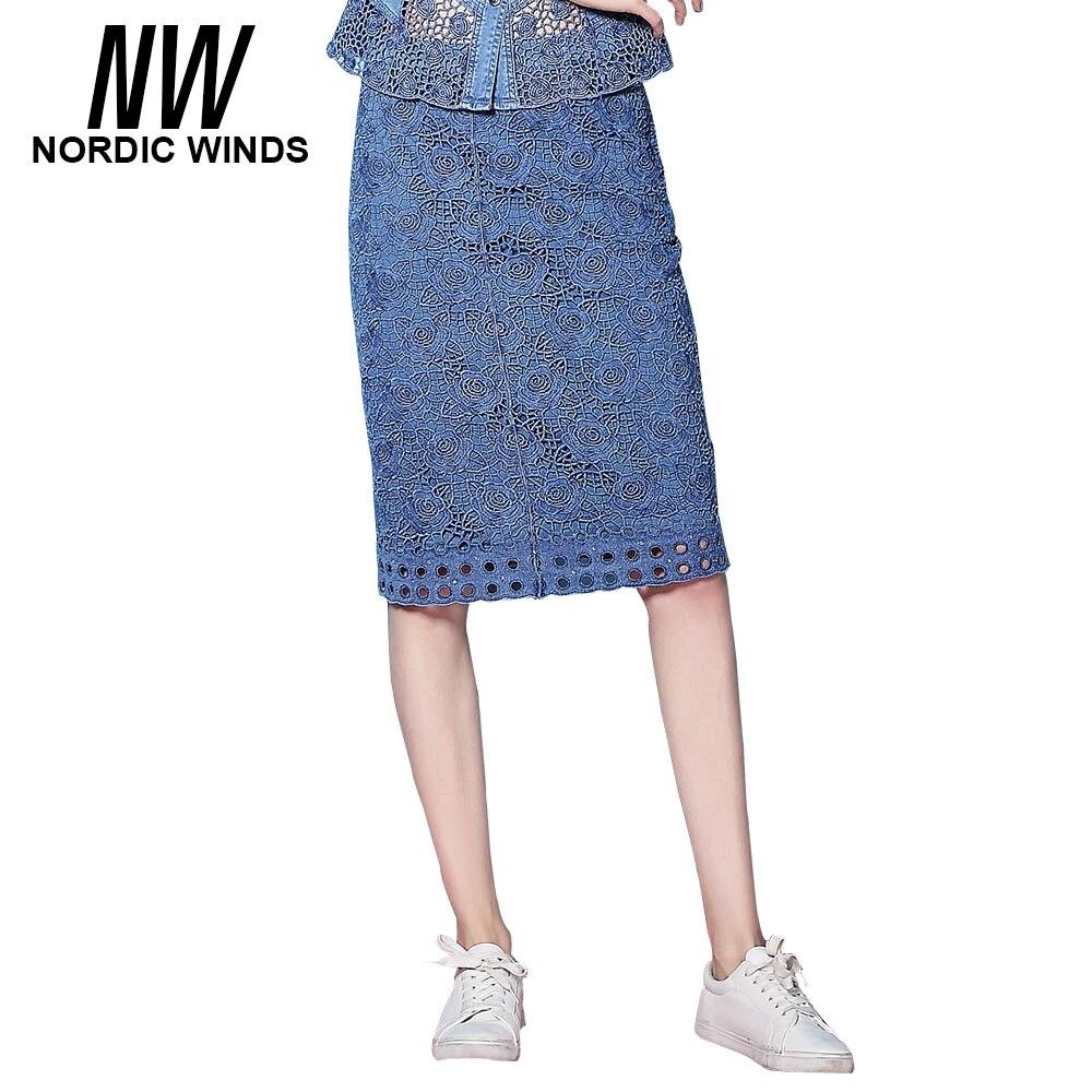 Online Get Cheap Denim Skirts Knee Length -Aliexpress.com ...