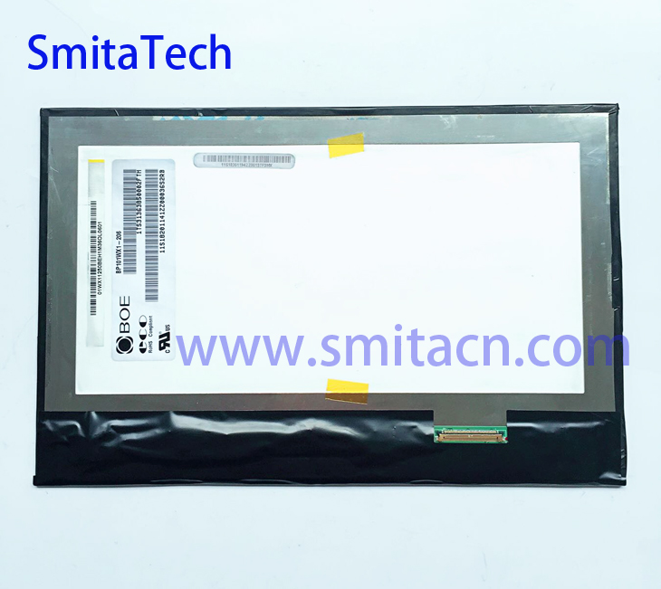 10.1 inch 1280*800 TFT LCD FOR BOE BP101WX1-206 WLED panel computer display panel g084sn03 v 1 inch industrial lcd tft lcd display screen 800 600 wled 8 4inch