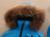 2017 invierno Ruso chaqueta de plumas de pato ropa de abrigo niños 2 unids conjunto cuello de piel de mapache capucha traje para la nieve chaqueta de esquí chicos parkas