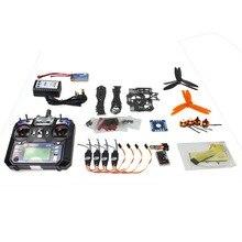 F14884-F DIY RC Drone Quadrocopter RTF Kit Marco X4M250L QQ Súper Flysky FS-i6