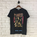 Unisex T-Shirts Tops Tee 3D Character Printed Vintage Streetwear Hip Hop Skate Rappers Masculinas Camisetas Hombre High Street