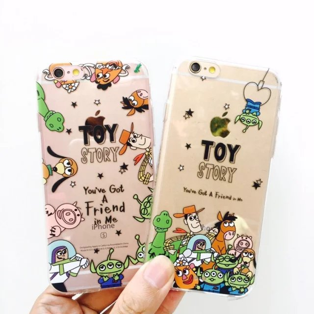 coque iphone 6 disney toy story
