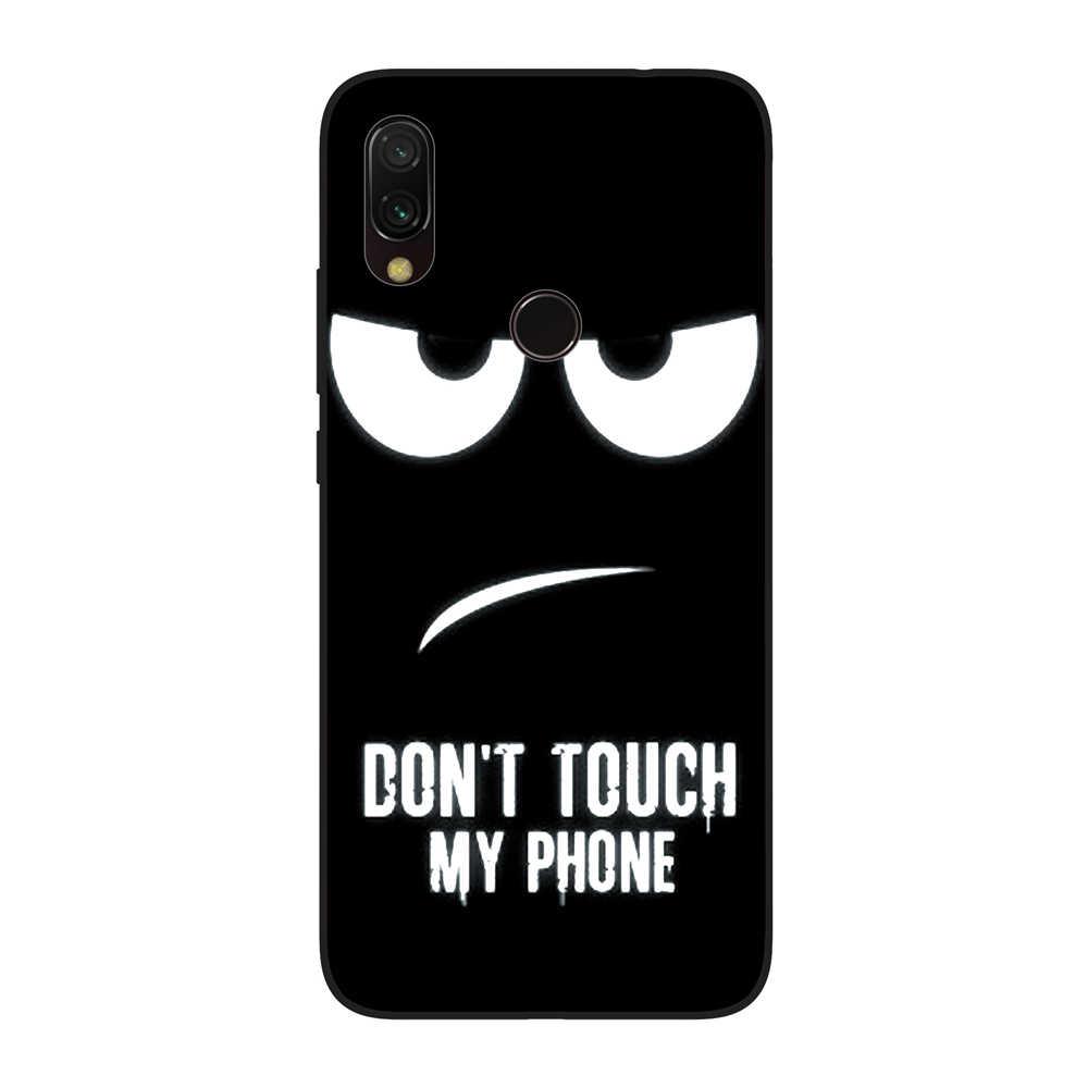 GUCOON Cartoon Cover for Xiaomi Redmi Y3 7 7A GO K20 Mi9T Mi 9T Pro Case Soft Silicone TPU Phone Back Case Bumper Shell
