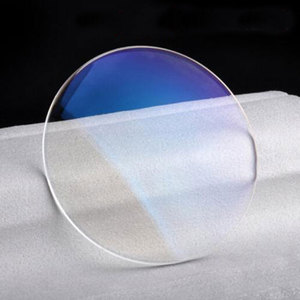 Image 3 - 1.56 1.61 1.67 Photochromic Gray Lenses with Anti blue Ray Protection Optical Prescription Glasses Myopia Hyperopia Lenses