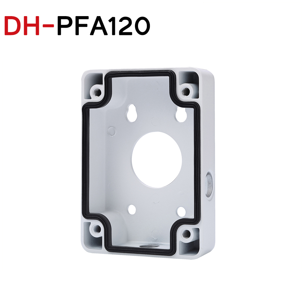 цена на DH PFA120 Waterproof Junction Box For DH Dome IP Camera Accessories For Camera: SD6C230U-HNI SD6C225U-HNI SD59225U-HNI