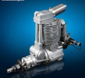 ASP 4 Stroke FS91AR Nitro Engine for RC Airplane