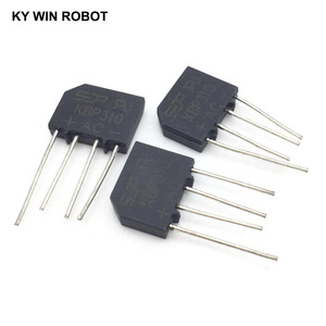 5PCS 3A 1000V DIP-4 diode bridge rectifier KBP310