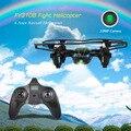 2.4 GHZ 4CH RC Quad-Helicóptero 6 Eixos Quadcopter Aerocraft Giroscópio RC Voador Aerocraft + RC Controle Remoto Ajustável