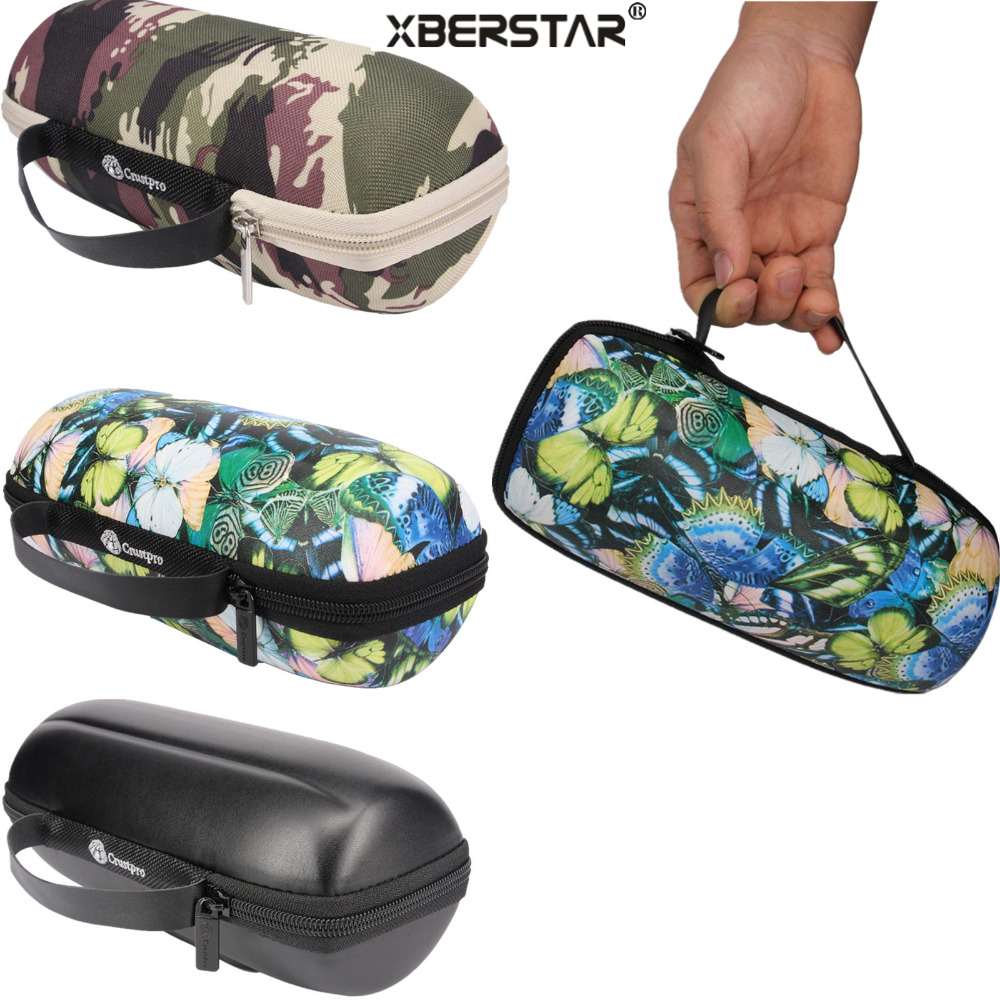 Portable Travel Carry Handle hard Case Bag Holder Zipper Pouch for JBL Charge 3 Wireless Bluetooth Speaker