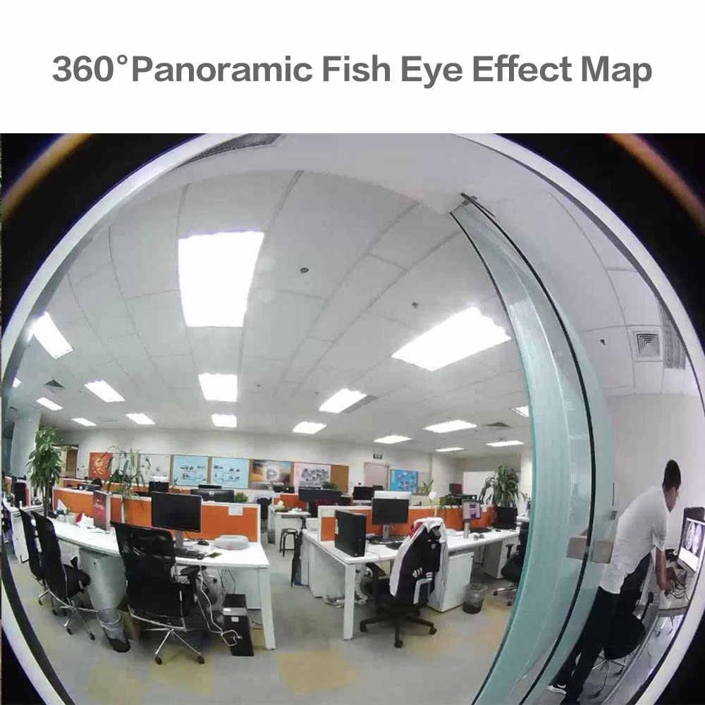 Sdelement лампа Беспроводная ip-камера Wifi 960 P панорамная рыбий глаз домашняя камера видеонаблюдения 360 градусов ночного видения Поддержка 128 ГБ