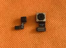 Foto original traseira traseira da câmera 16.0mp + 5.0mp módulo para vernee x x1 helio p23 mtk6763 octa núcleo frete grátis
