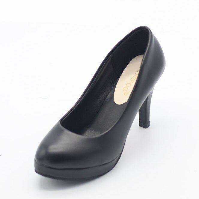 9 Black Classique Talons Dame Lss Couleur Plate Noir Matt bright 2017 Pompes Nouveau Femmes Semelle Rouge 8030 Femme Printemps Pour De forme Chaussures Black Cm cIv8q66S