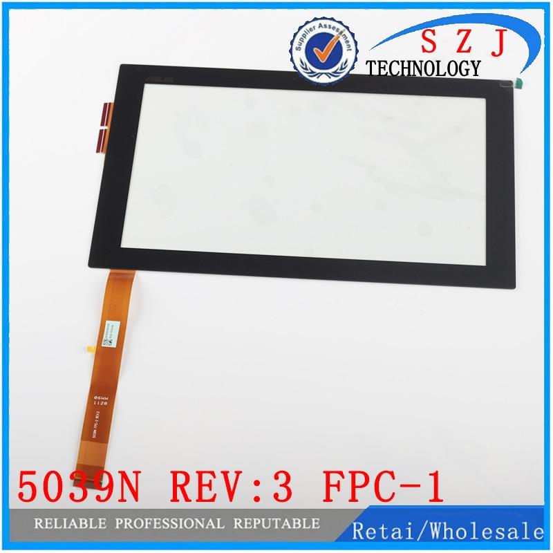 Original 10.1 inch Tablet PC 5039N REV:3 FPC-1 5039N FPC-2 REV:2 Capacitive Touch screen Digitizer Glass Sensor Free Ship 3 rev 30 women