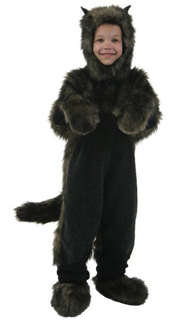 halloween party cosplay long plush the bravest dog ever true story of balto black wolfhounds dog