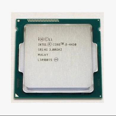Бесплатная доставка новый Core i5 4430 3.0 ГГц 6 М SR14G Quad Core процессоры для настольных пк Компьютер ПРОЦЕССОРА Socket LGA 1150 контактный scrattered штук