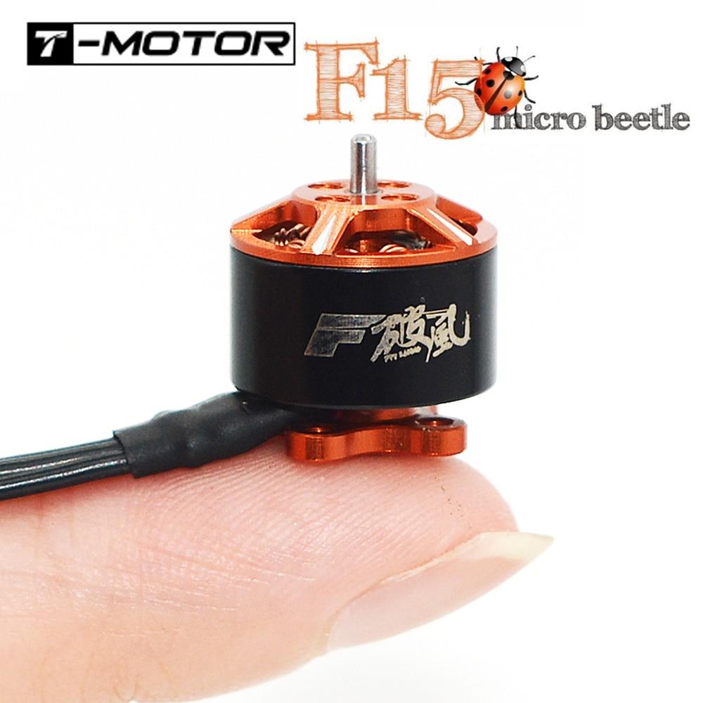 T-Motor Tiger Motor Breaking Wind F15 6000KV 1105 Brushless Motor Motor Crossing Machine FPV t motor mn3110 780kv brushless motor