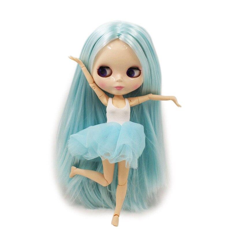 ICY Nude Blyth doll, ale nie gwarantujemy poprawności wszystkich danych. BLK6909 jezioro niebieski włosy wspólny organ biała skóra 1/6 BJD NEO w Lalki od Zabawki i hobby na  Grupa 1