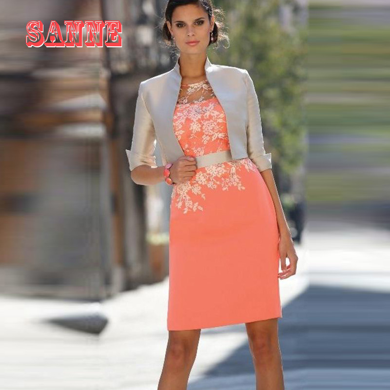 2016 Mother Of The Bride Groom Dresses Cheap White Coral