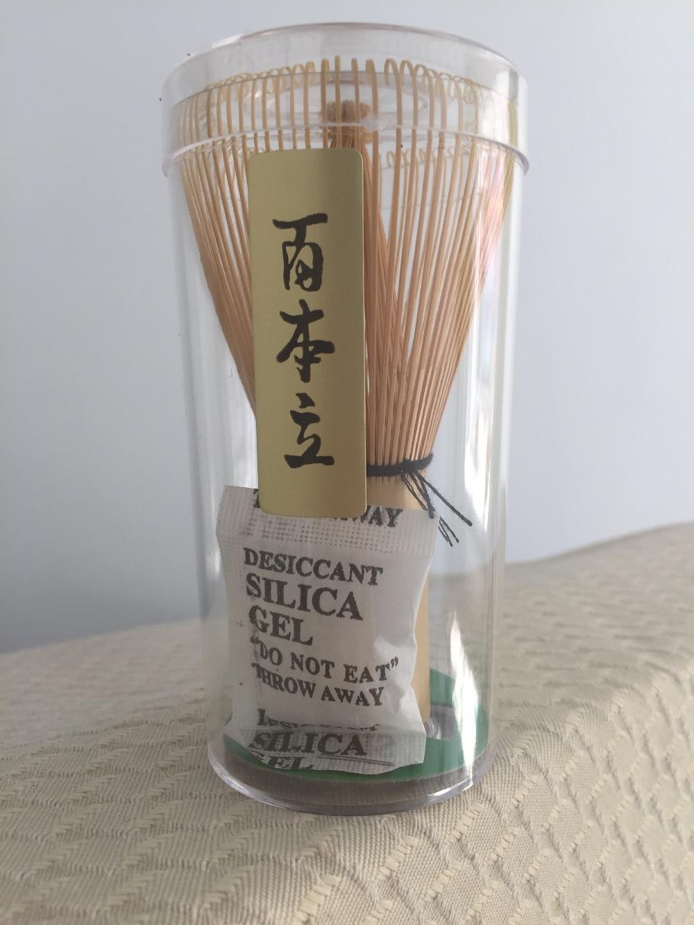 bambusz matcha 100 fogó habverővel, 25db 100 benli matcha tea - Konyha, étkező és bár