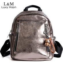 Women PU Leather Backpack Mini Backpack Cute Back pack Rucksack For Teenage Girls Small School Bags 2019 Feminine Mochila XA545H women s leather backpack mini tassel backpack women pu back pack backpacks for teenage girls rucksack small travel bag txy519