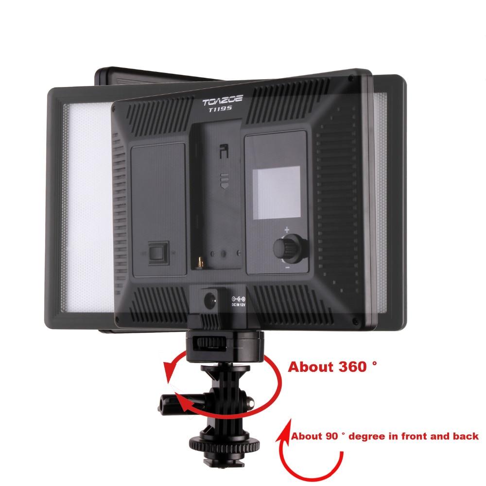 TOAZOE T119S Ультра жіңішке жарықдиодты - Камера және фотосурет - фото 5