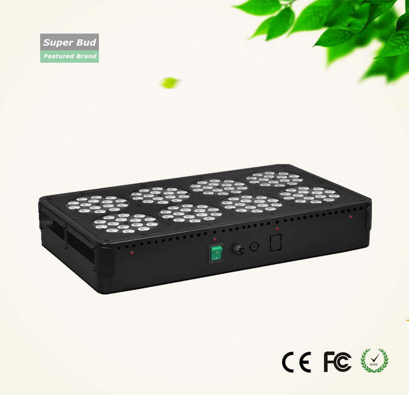 Apollo 8 120*3w Led Grow Light Red:Blue8:1 For Agriculture Greenhouse, Hydroponic Lamps Module, 660nm, 3w Chip (Customizable)