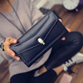 2016 Long purse Cowhide wallets Fashion Clutch Purses Coin purses Women's Hasp Card holder Gift