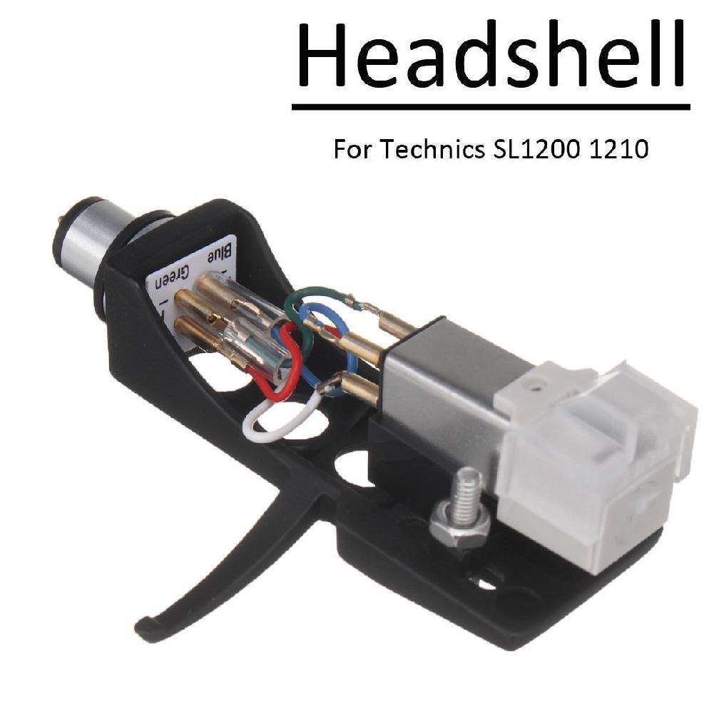 Universal Audio Phono Stylus Cartridge Unit Headshell Record Turntable Technics