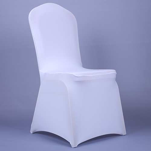 Universal Banquet Chair Covers Leather Cover Elastic Lycra Wedding Flat Plus Size Thickening
