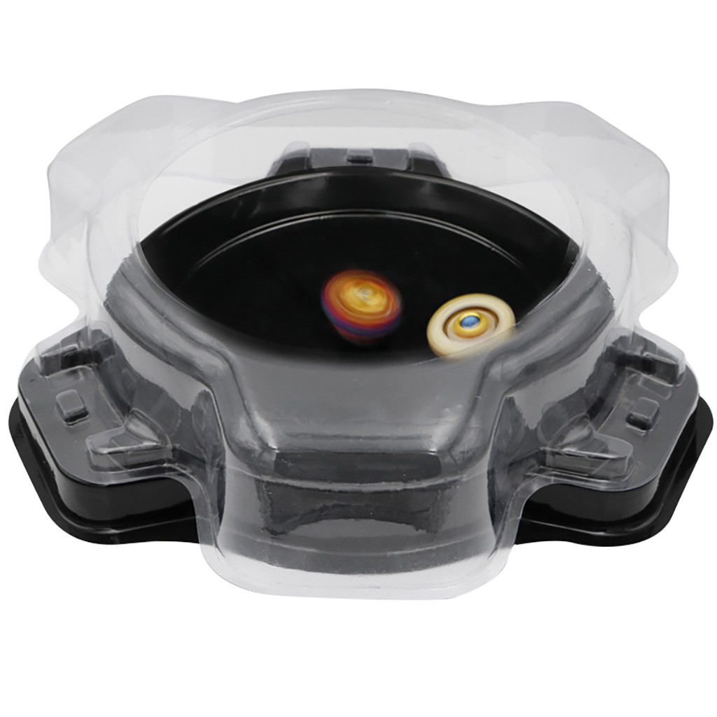 2019 Popular Arena Disk For Beyblade Burst Gyro Exciting Duel Spinning Top Stadium Battle Plate Toy Accessories Boys Gift Kids(China)