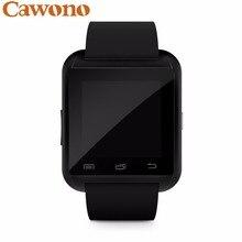 Фотография Cawono U8 Bluetooth Smart Watch Relogio Android Sport Passometer Smartwatch for IOS Xiaomi Samsung HUAWEI Phones VS DZ09 GT08