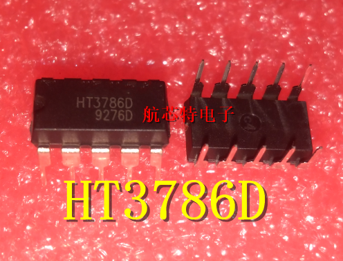 5pcs/lot HT3786D HT3786 3786 DIP-10 Original Authentic In Stock