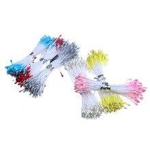 Svatební dekorace – květinové tyčinky 500 ks v 6ti barvách