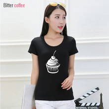 Korean Style Summer Female T-shirt Wholesale
