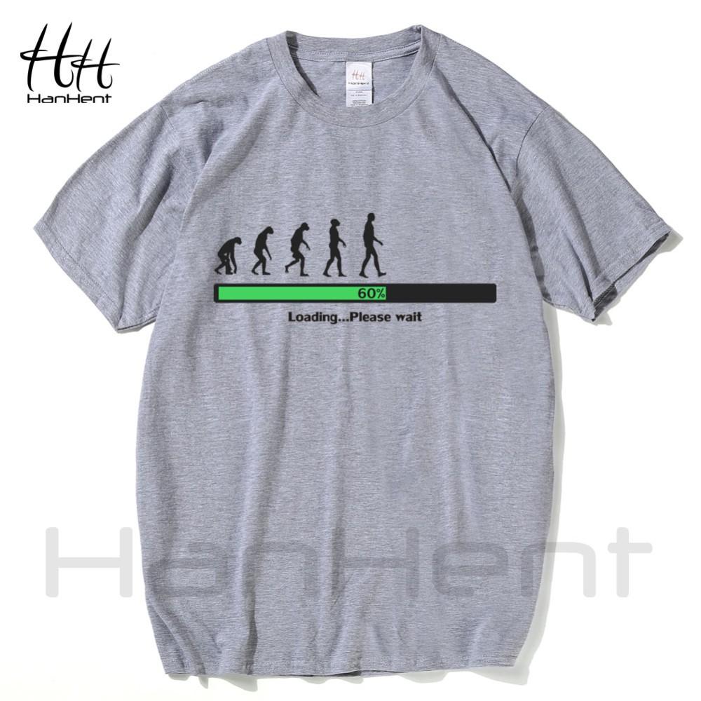 HanHent The Big Bang Theory T-shirts Men Funny Cotton Short Sleeve O-neck Tshirts Fashion Summer Style Fitness Brand T shirts 6