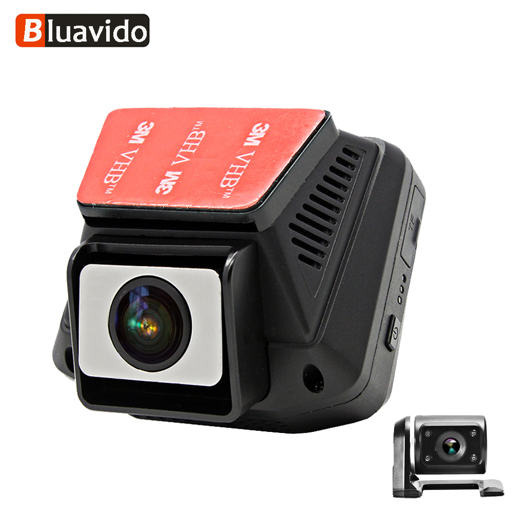 Bluavido Full HD 1080P Dash Camera Night Vision IMX323 Glass Lens Novatek 96658 Car DVR WDR Video Camera Recorder Loop Recording vintage christmas deer horn wedding invitation gift wax seal sealing stamp sticks spoon gift box set kit