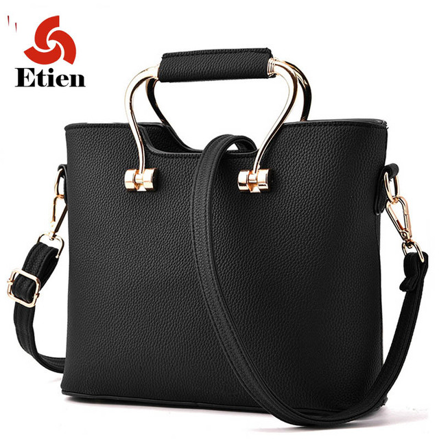 Shoulder bags for women bag ladies bags handbags designer bags famous brand 2016 new women's handbags high quality portfolios