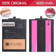 Allparts 100% Tested BM47 4000mAh Li-ion Polymer Mobile Phone Battery For Xiaomi Redmi 3 Battery Hongmi 3 Pro Replacement Parts