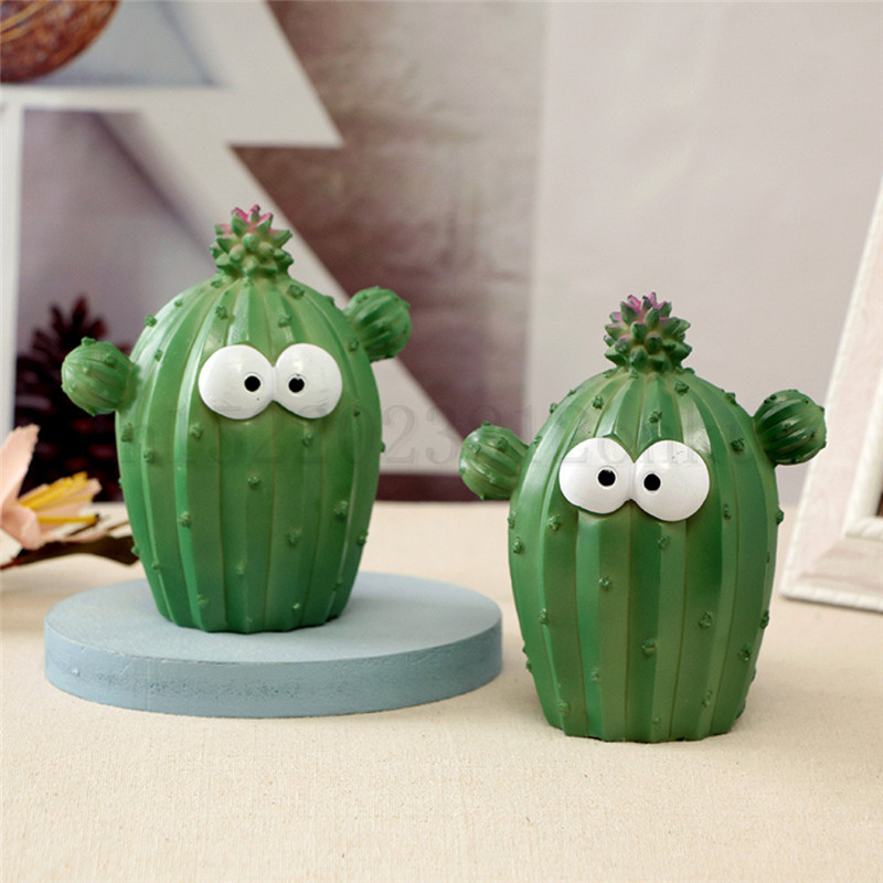 Cute-Cartoon-Cactus-Money-Boxes-Facial-Expression-Unique-Fun-Cactus-Plant-Resin-Coin-Piggy-Bank-Home (2)