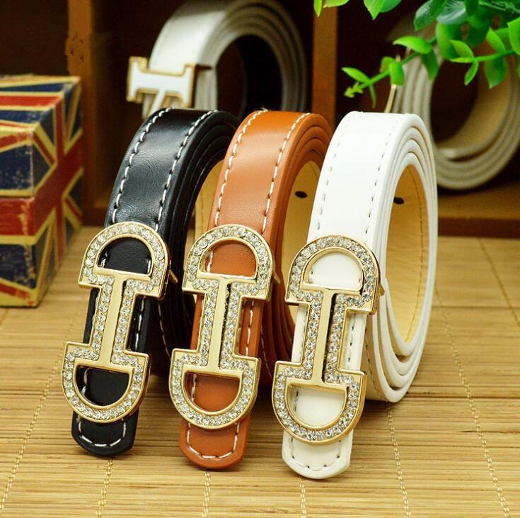 High Quality PU Child   Belt   Fashion Leisure Designer Children's   Belt   Children   Belt   Boys/girls Smooth Buckle   Belts