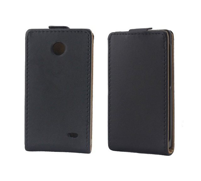 hot sale online 4d722 126b1 US $3.32 17% OFF|Top quality ! For Nokia X Dual SIM A110 1045 Vertical flip  phone Up and Down Leather Cover phone Case-in Flip Cases from Cellphones &  ...