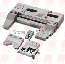 EPT 708 Precision Vises Triaxial Adjustable Assembling Fixture SUS420J2 Stainless Steel Vice Jig Tools for EDM