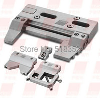 EPT 708 Precision Vises Triaxial Adjustable Assembling Fixture, SUS420J2 Stainless Steel Vice Jig Tools for EDM Wire Cut Machine