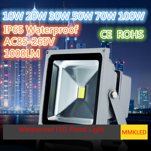 <font><b>LED</b></font> Flood Light 10w 20w 30w 50w <font><b>70w</b></font> 100w Warm White / Cool White /RGB Remote Control Outdoor Lighting,Waterproof <font><b>Led</b></font> <font><b>Floodlight</b></font> image