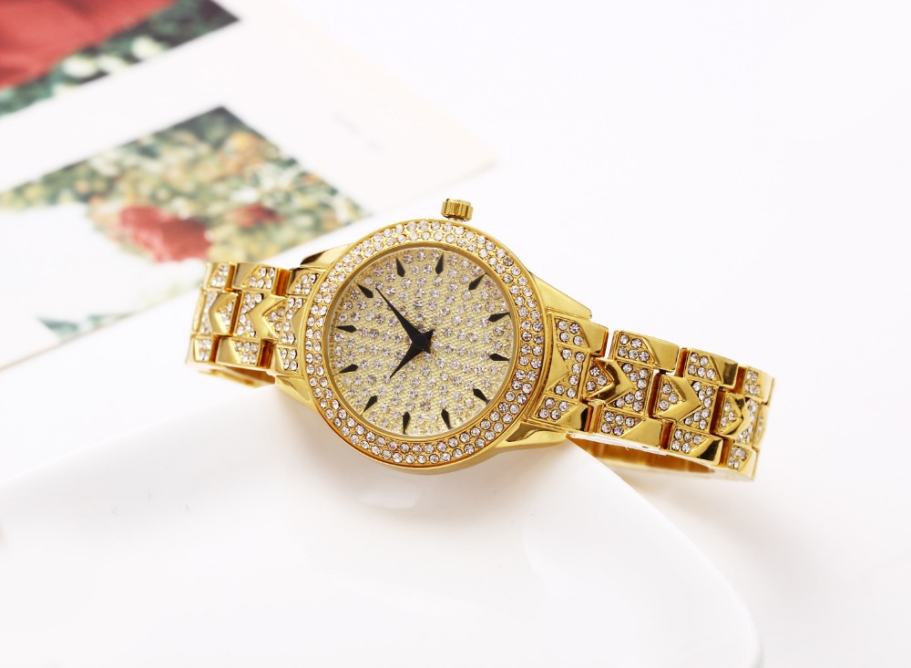 18k gold watches (6)