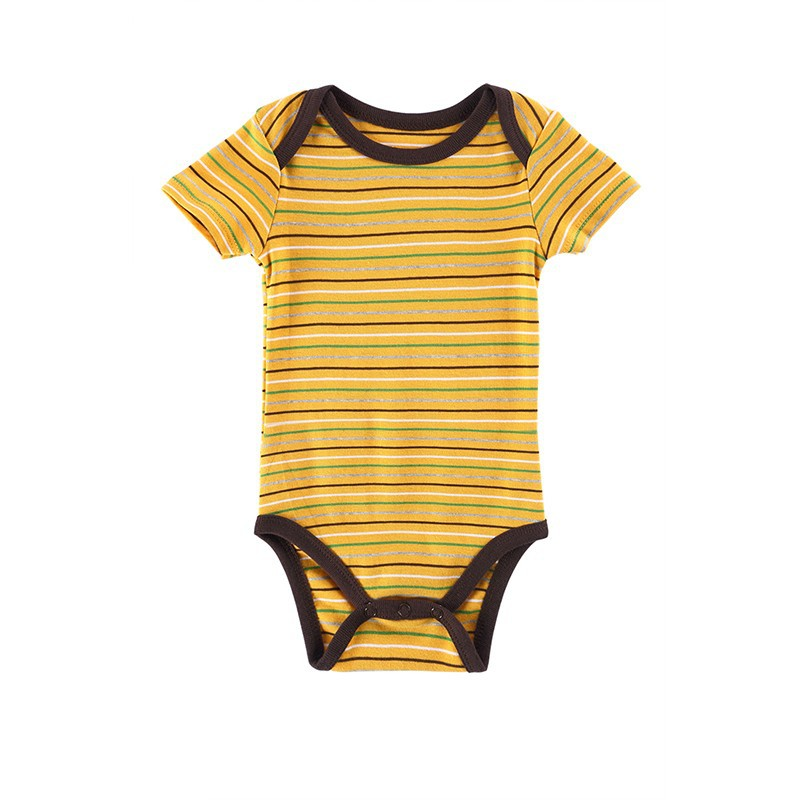 Promotion 23 Styles Baby Romper Boy & Girl Striped Short Sleeves Next Jumpsuit New Born Baby Clothes Infant Newborn Boy Body 12