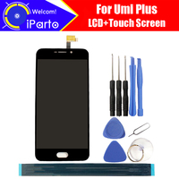 Umi Plus LCD Display Touch Screen 100 Original New Tested Digitizer Glass Panel Replacement For Plus
