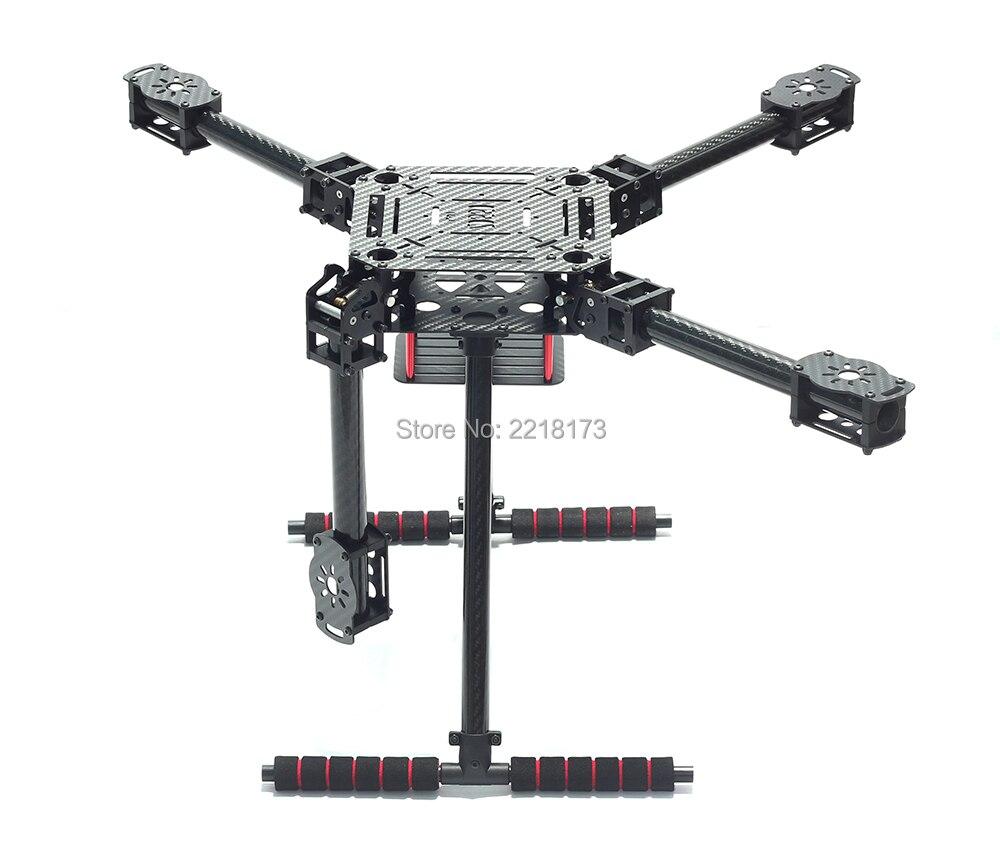 ZD550 550 550mm Upgrade F550 ZD650 650mm Carbon fiber Quadcopter Frame FPV Quad with Carbon Fiber