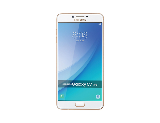 Original Samsung Galaxy C7 Pro C7010 mobile phone Android6.0 4GB RAM+64GB ROM 16MP Camera Octa Core 5.7 inch,Free shipping