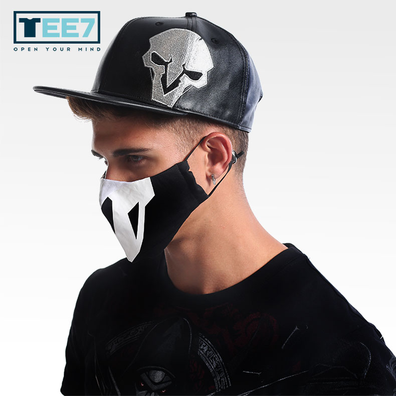 1146d037131af TEE7 2017 Hot Game OW PU Baseball Cap hat Reaper Soldier76 Cosplay hat  Christmas gift-in Visors from Apparel Accessories on Aliexpress.com